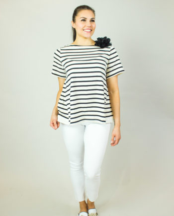 SEVENTY Stripe T-shirt