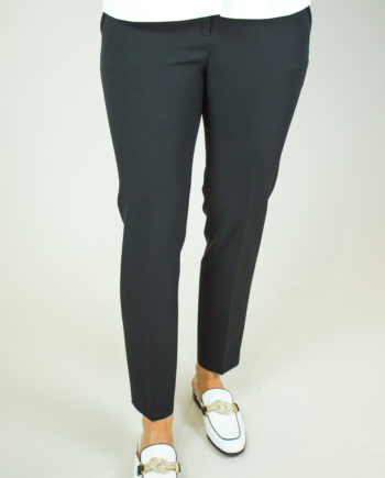 SEVENTY Black trousers