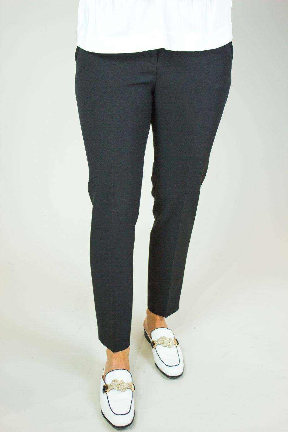 SEVENTY Black trousers