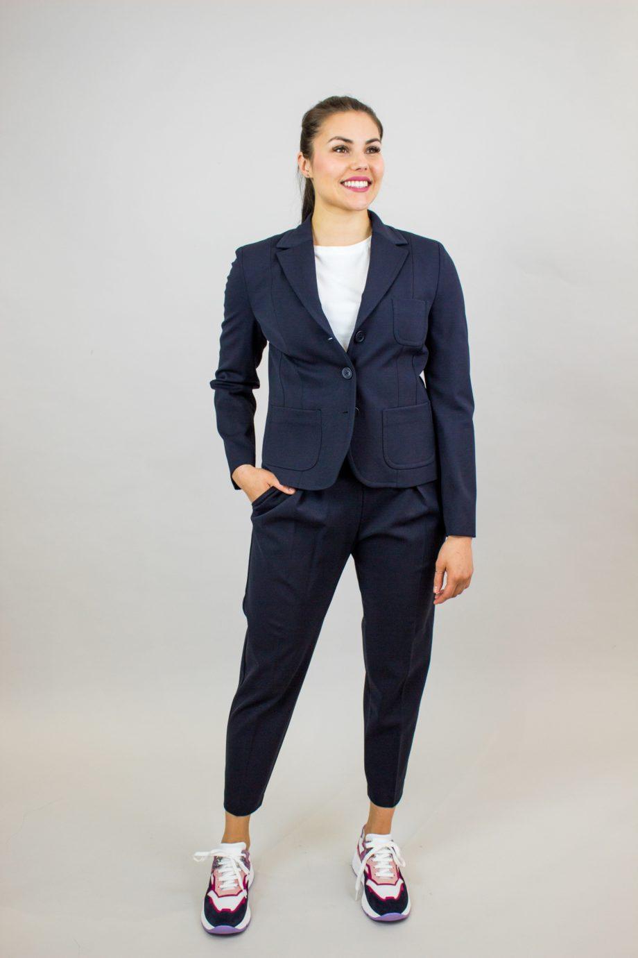 SEVENTY Dark blue blazer