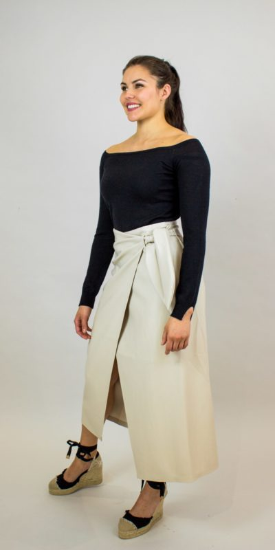 Nanushka Amas skirt