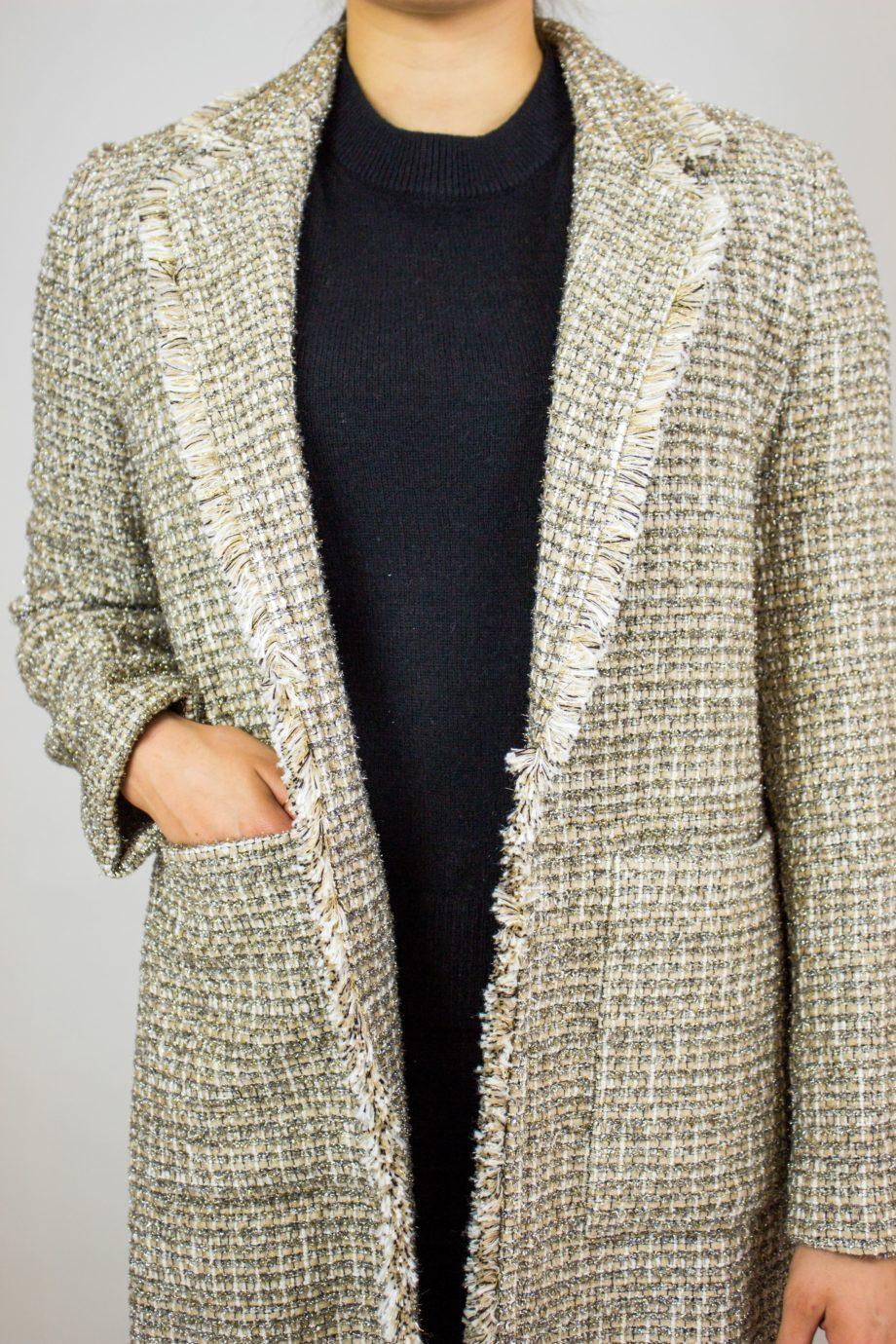Seventy beige coat