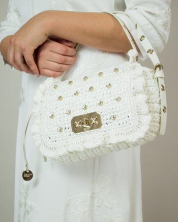 RED VALENTINO Crossbody bag (White)