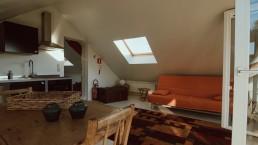 Comfortabele rust in het ruime bovenhuis