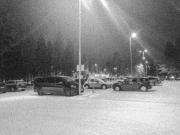 Långtidsparkeringen på Kallax