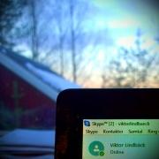 Skype i glesbygd