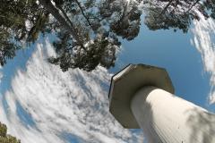 Vattentornet i Ljugarn