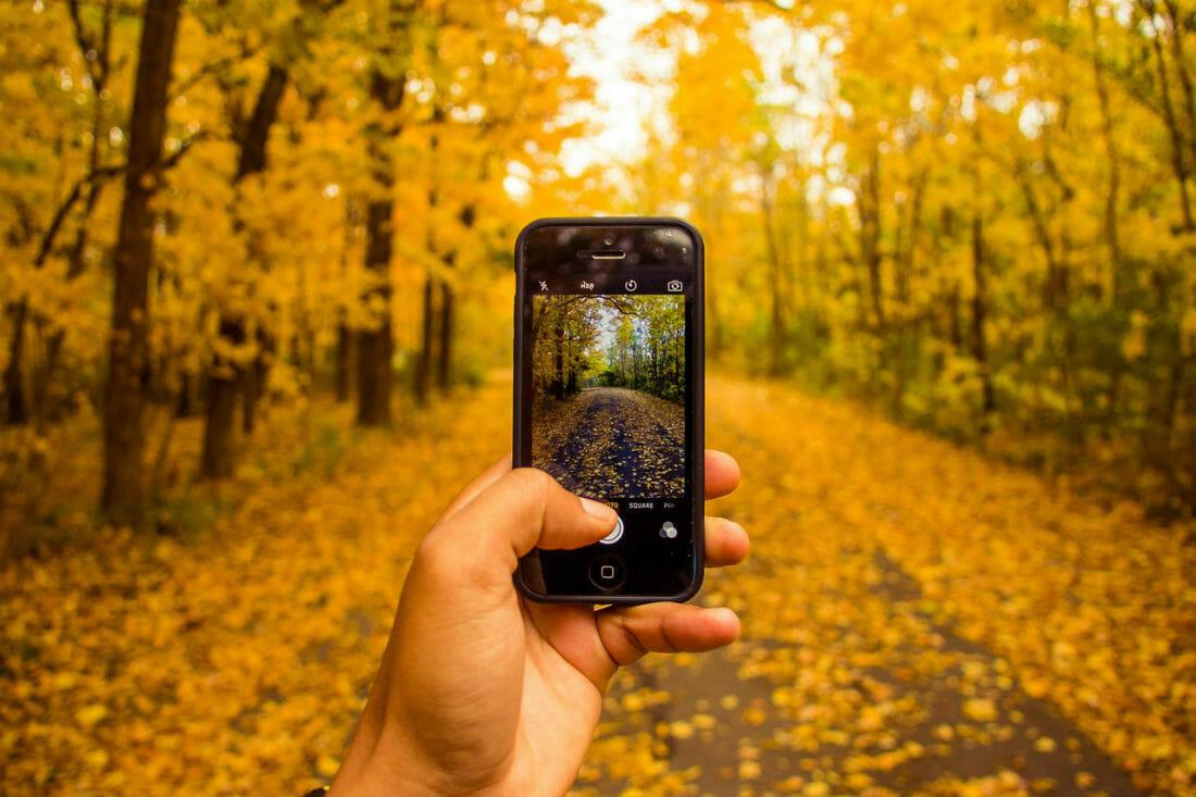 bilderedigering app mobil