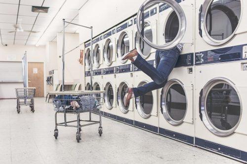 Offentlig skittentøyvask