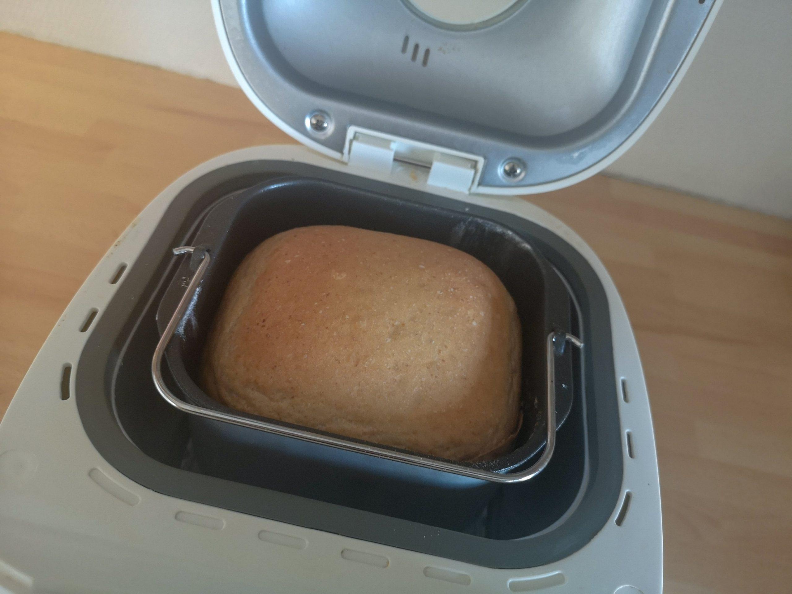 brød, brødbakemaskin