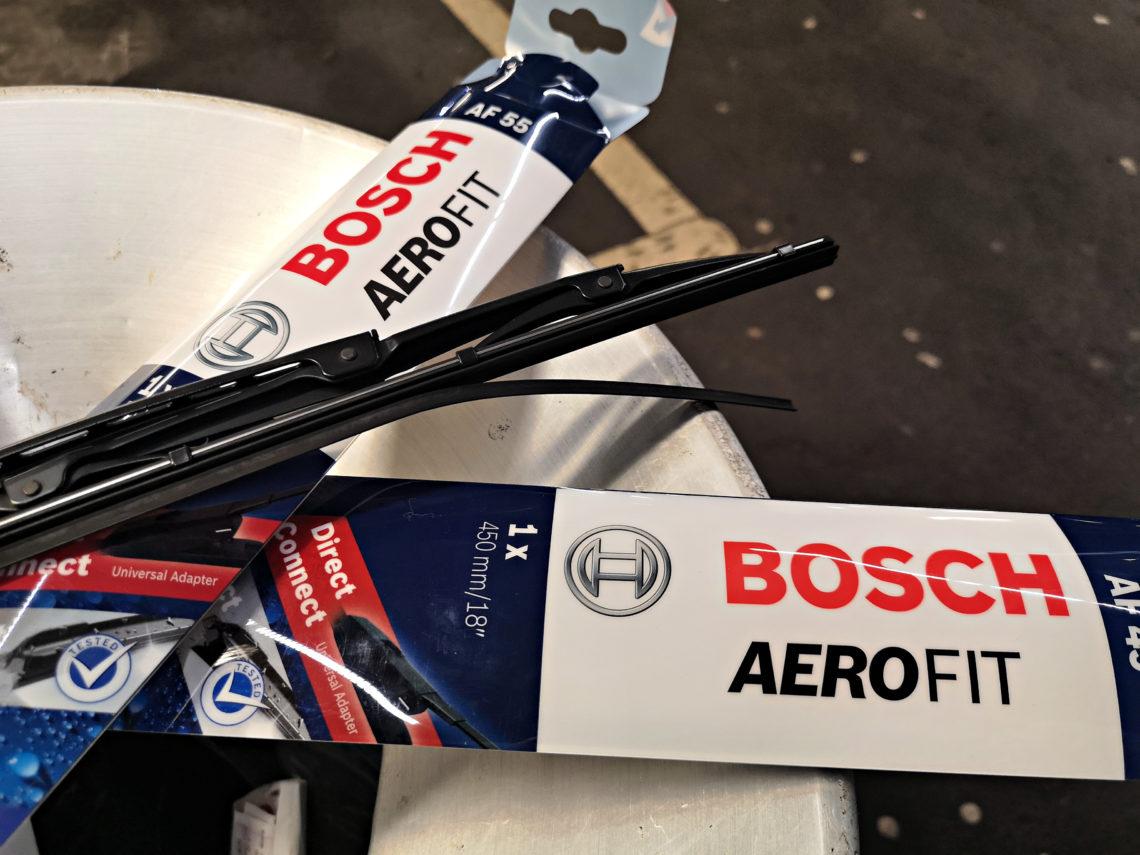 Bosch Vindusviskerblad Aerofit vindusvisker