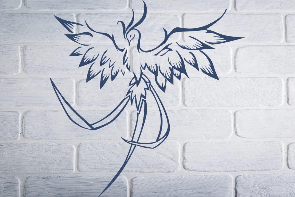Fugl Føniks eller murstein?