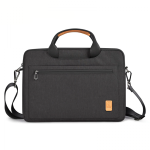 Black Wiwu Sleeve Case For Laptop And MacBook Air & Pro