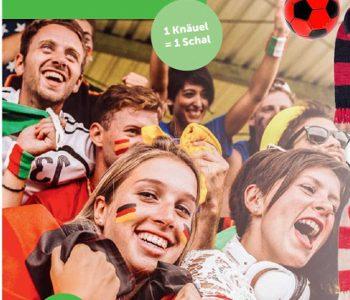 Echarpe pour la coupe du monde de Foot