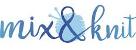 logo mix & knit