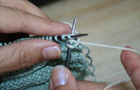 acrocher le fil