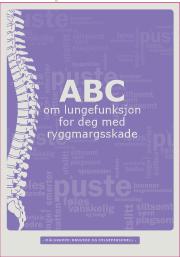 Forside ABC for deg med ryggmargsskade