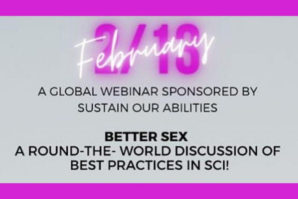 Webinar: Bedre sex
