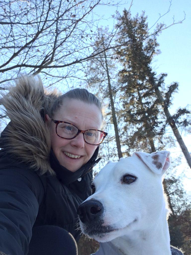 socialrådgiver og Hund