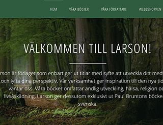 Vi har en ny webbsida!