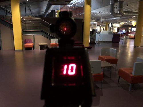 Reddot scope lasergame wapen