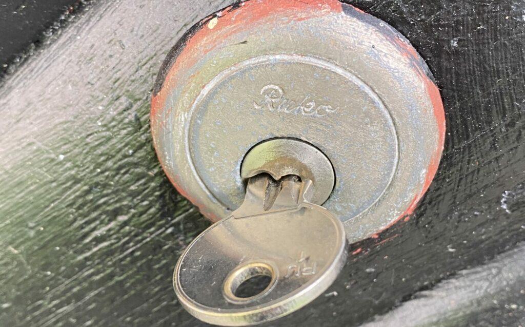 Ruko lås virker ikke på Frederiksberg
