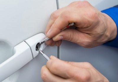 Biloplukning låsesmed Frederiksberg
