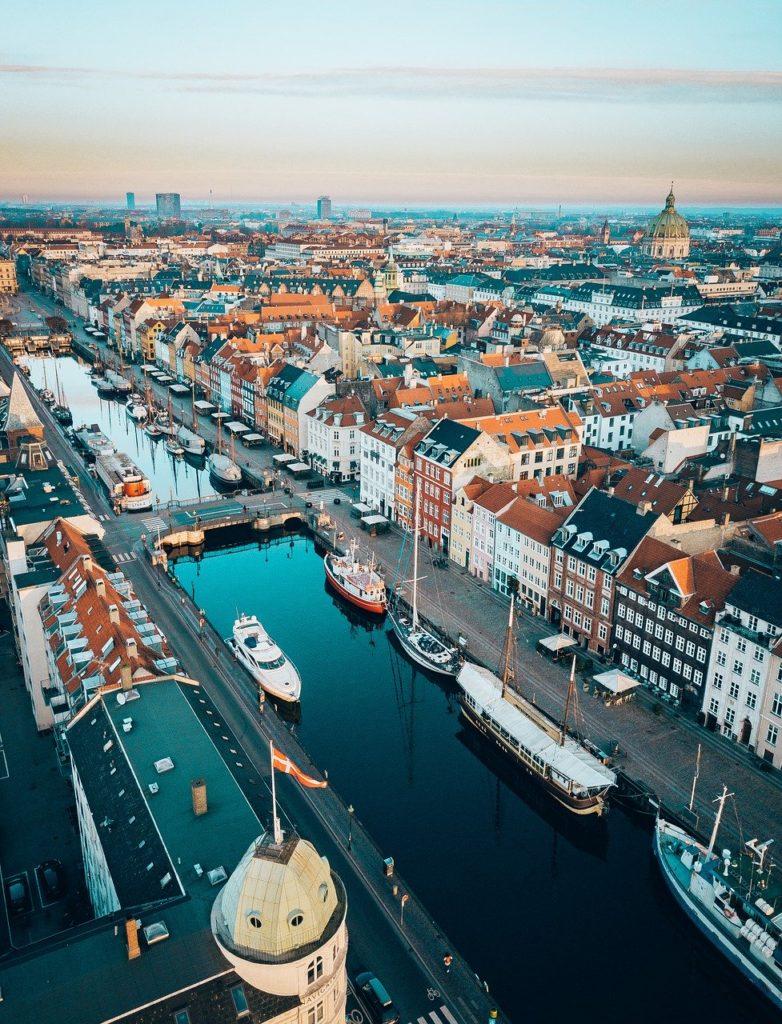 København Låsesmed dækker hele København