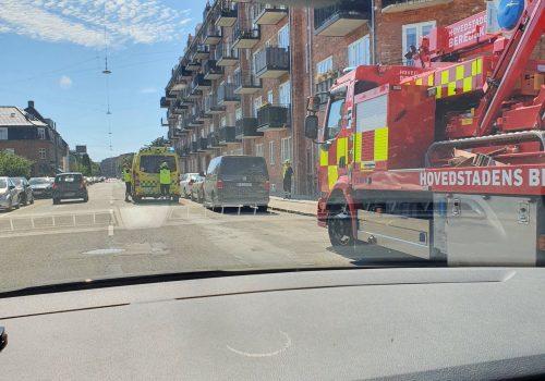 Låsesmed Hvidovre kører ud ved en krisesituation i København S