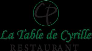 Logo La Table de Cyrille