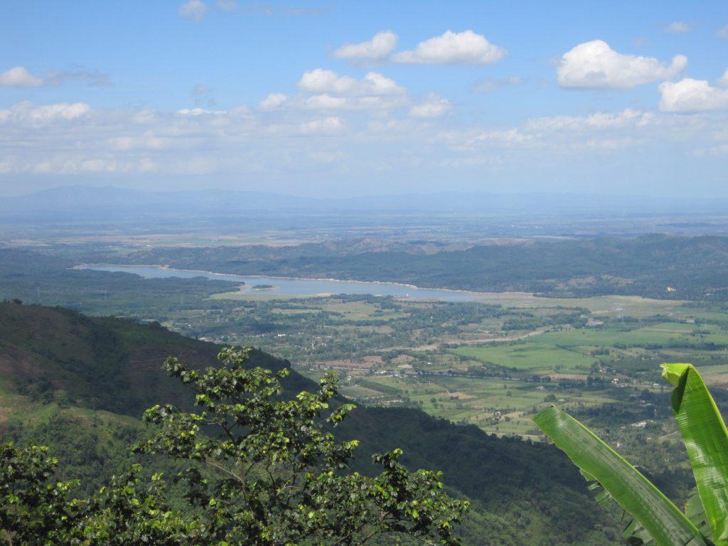 LatinA Tours Dominikanische Republik Central Valley - View, Santiago de los Caballeros, City, Tour