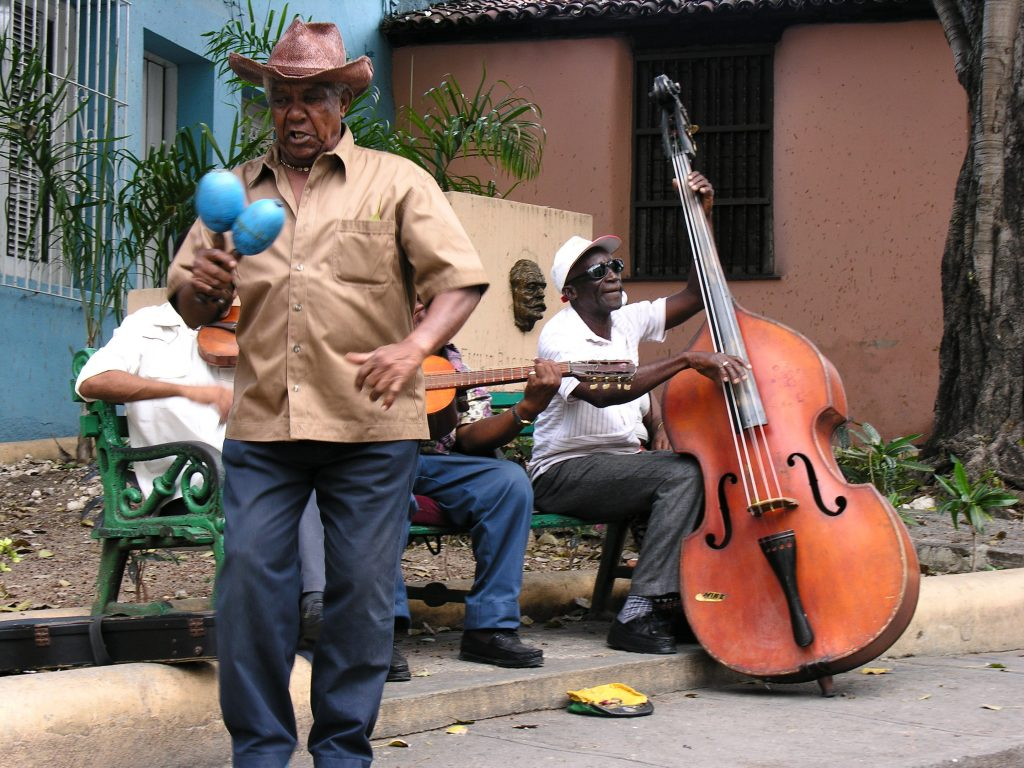 LatinA Tours Cuba - Man, Musicians, Street, City, Tour, Occidental Region, Ha