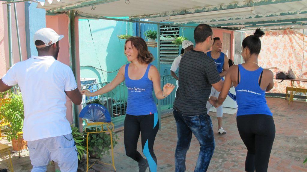 LatinA Tours Cuba - Salsa Dancers, Dancer, Culture, People, Local, Guests
