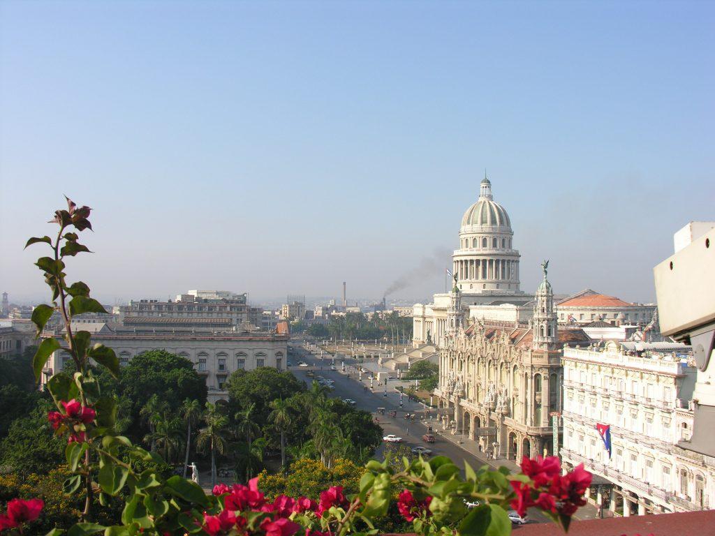 LatinA Tours Cuba Havana - Capitolio, Park, Cuban, Flora, Occidental Region