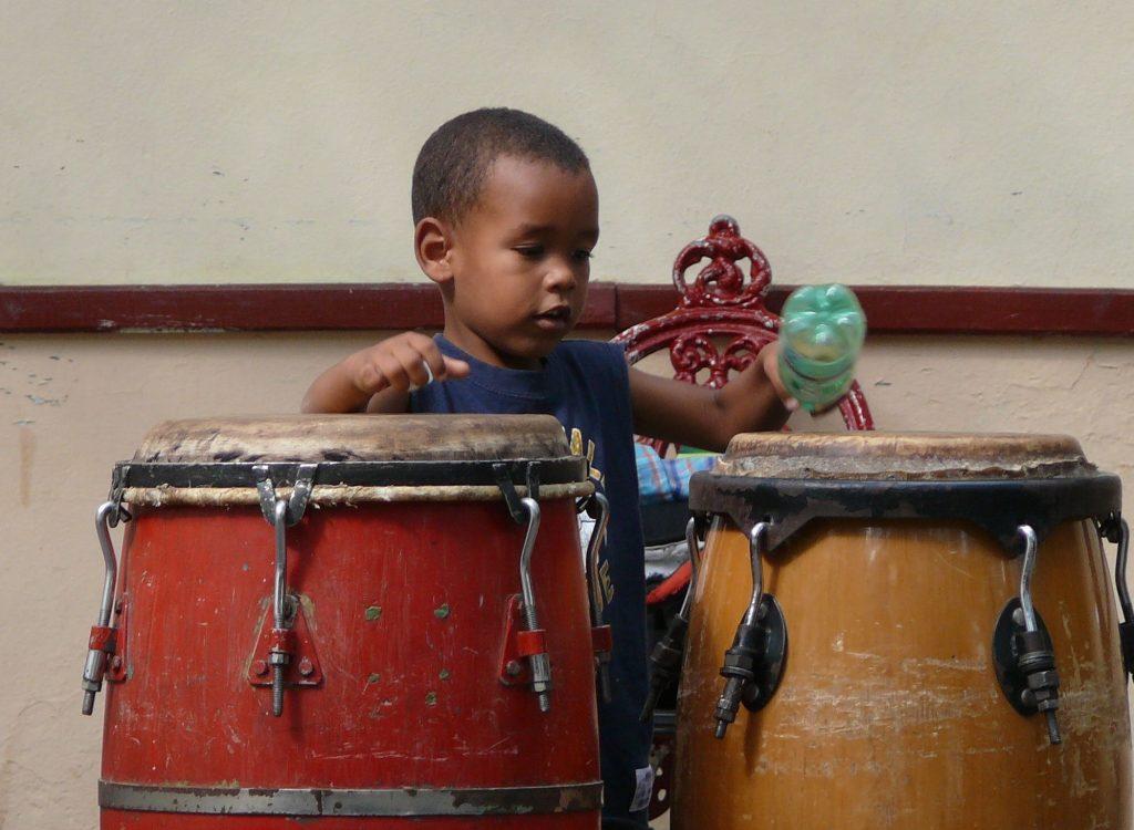 LatinA Tours Kuba Havanna - Musician, Timbrel, Boy, Culture, City, Tour, Excursion