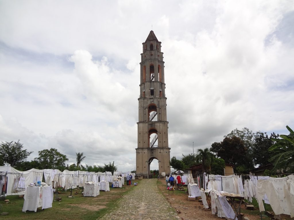 LatinA Tours Kuba Trinidad - Manaca Iznaga, Slave tower, Nature, Central Region, Cuba