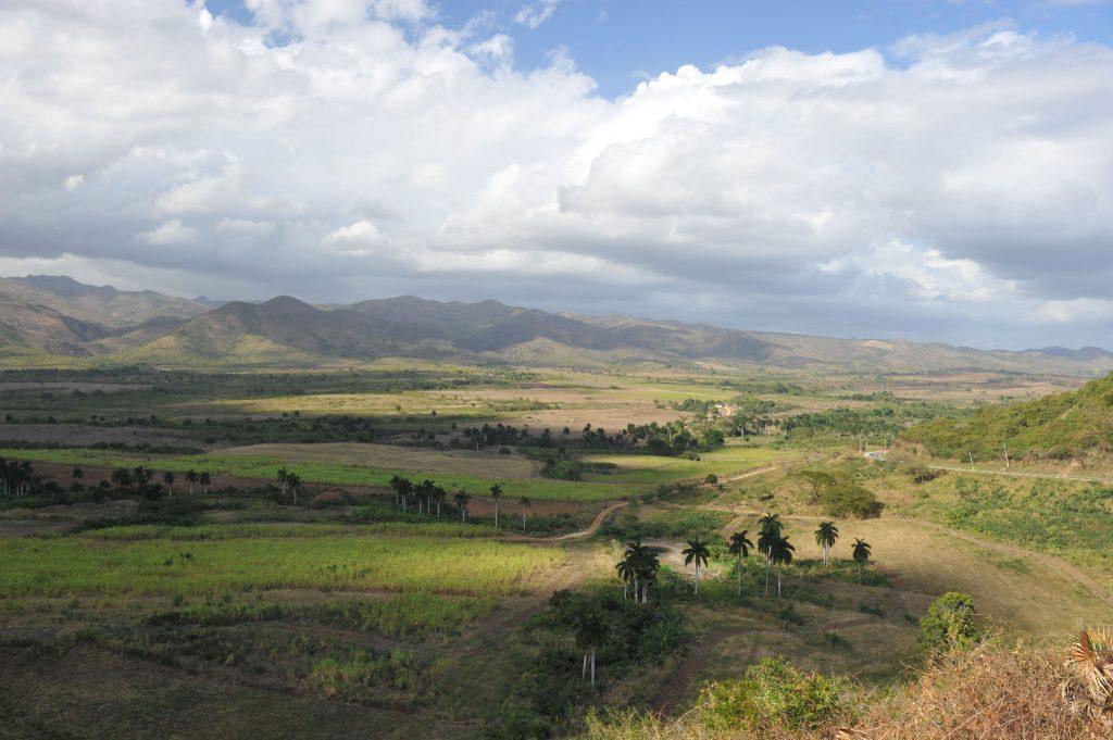 LatinA Tours Cuba Trinidad - San Luis Valley, View, Nature, Plants, Central Region