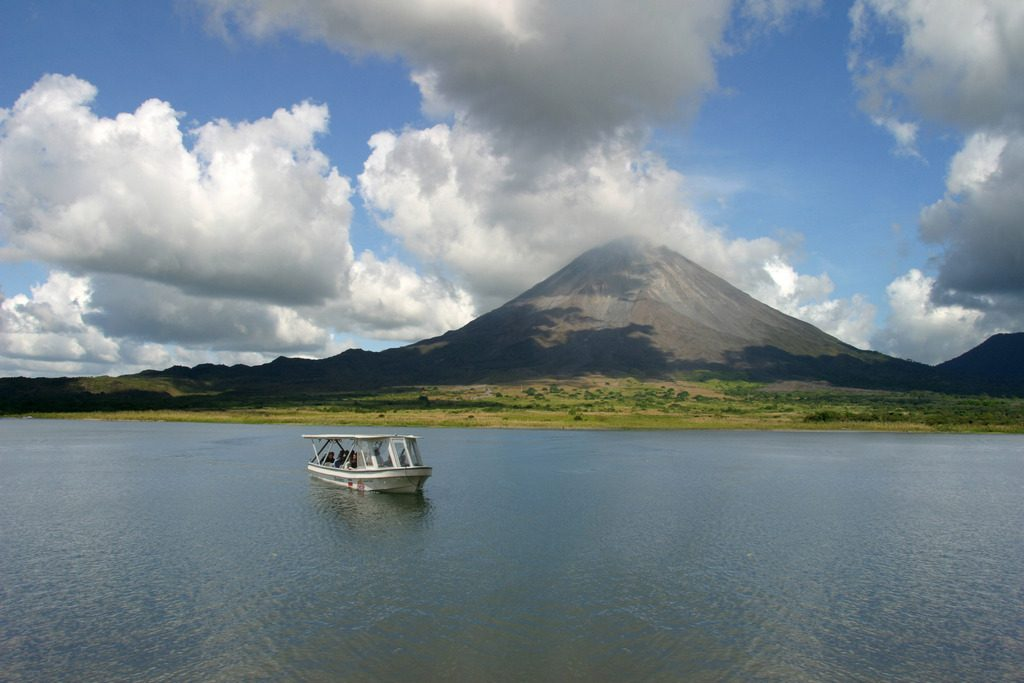 LatinA Tours Costa Rica Arenalsee und Vulkan