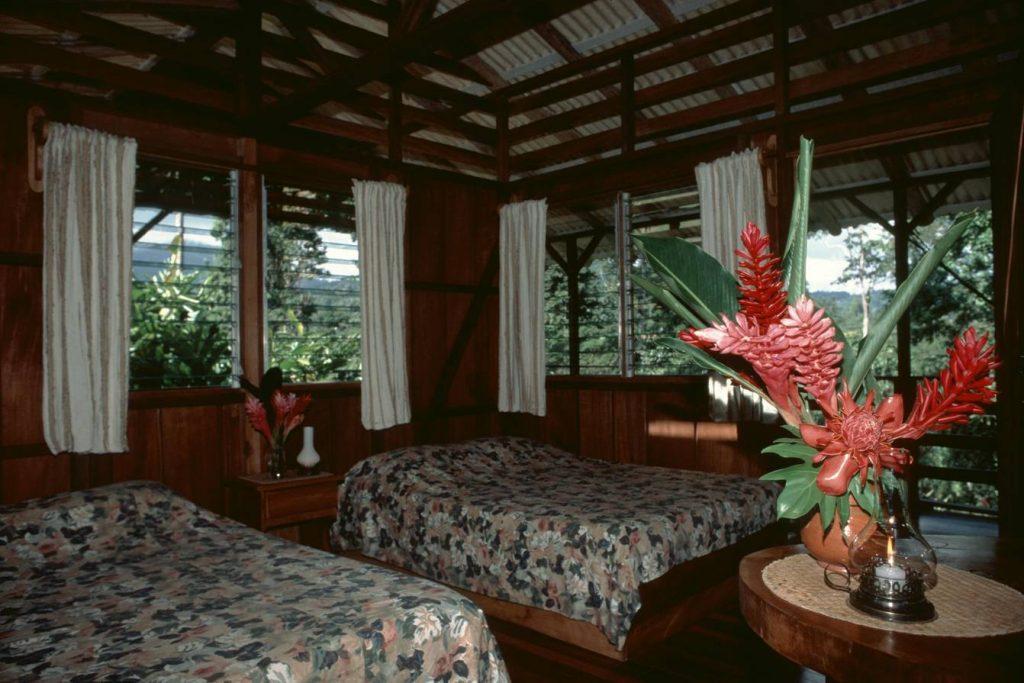 LatinA Tours Costa Rica Selva Bananito Lodge StandardRoom