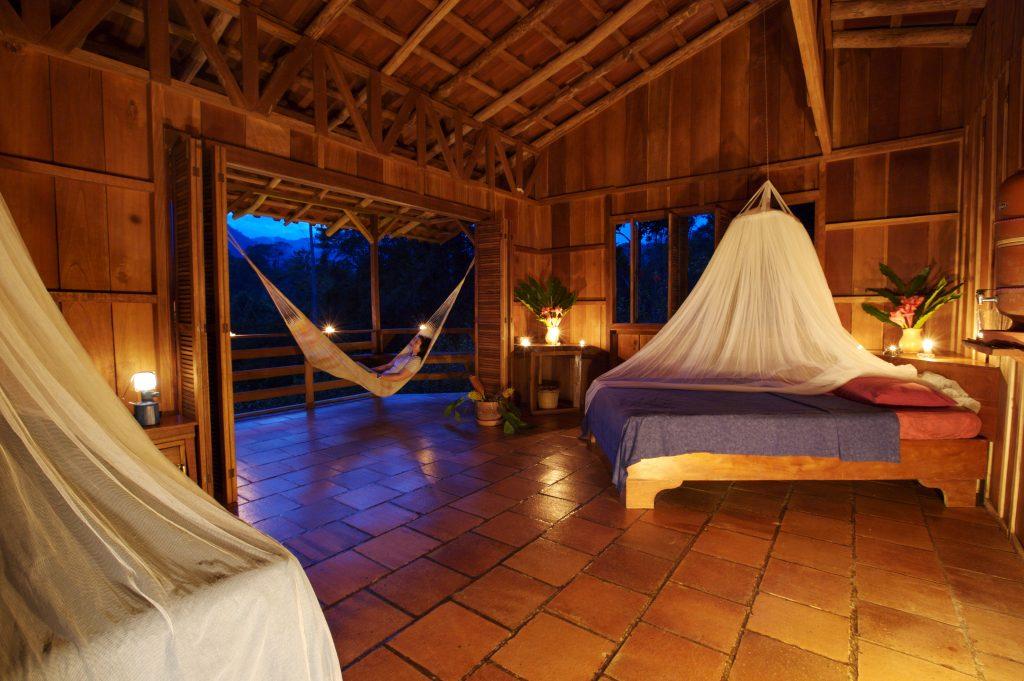 LatinA Tours Costa Rica Selva Bananito Lodge Superior Room