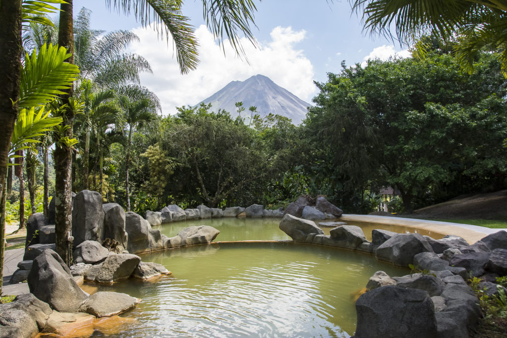 LatinA Tours Costa Rica Arenal Paraiso Hot Springs