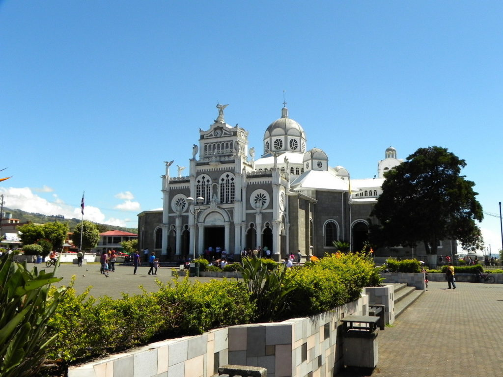 LatinA Tours Costa Rica Basilica Cartago