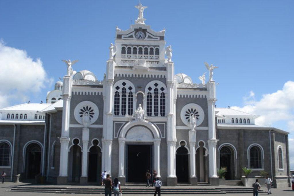 LatinA Tours Costa Rica Basilica Los Angeles Cartago
