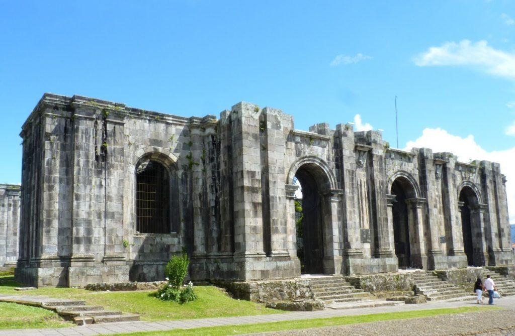 LatinA Tours Costa Rica Cartago Ruine