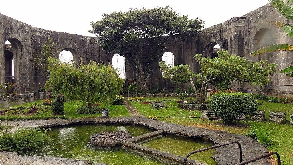 LatinA Tours Costa Rica Cartago Ruinen