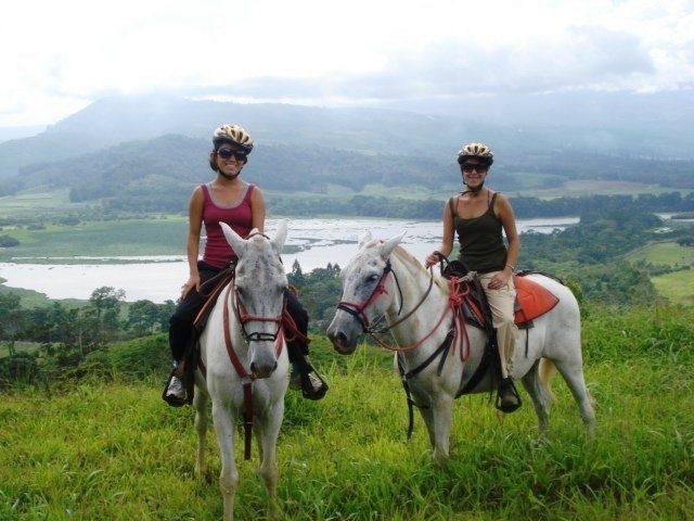 LatinA Tours Costa Rica Casa Turire Reitausflug