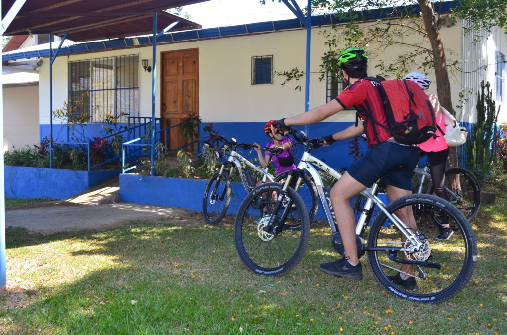 LatinA Tours Costa Rica E-Bike Tour-Ausruhen