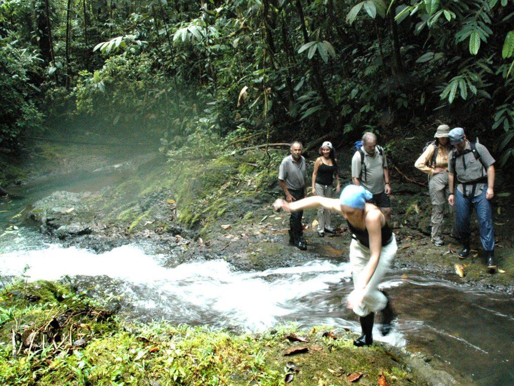 LatinA Tours Costa Rica Esquinas Lodge Ausflug