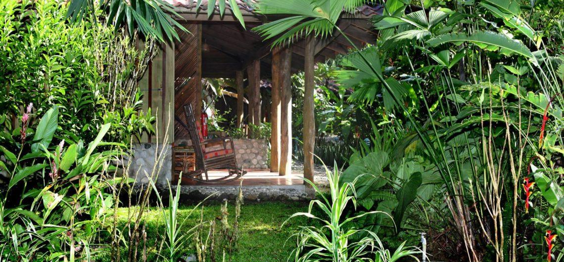LatinA Tours Costa Rica Esquinas Lodge Aussicht
