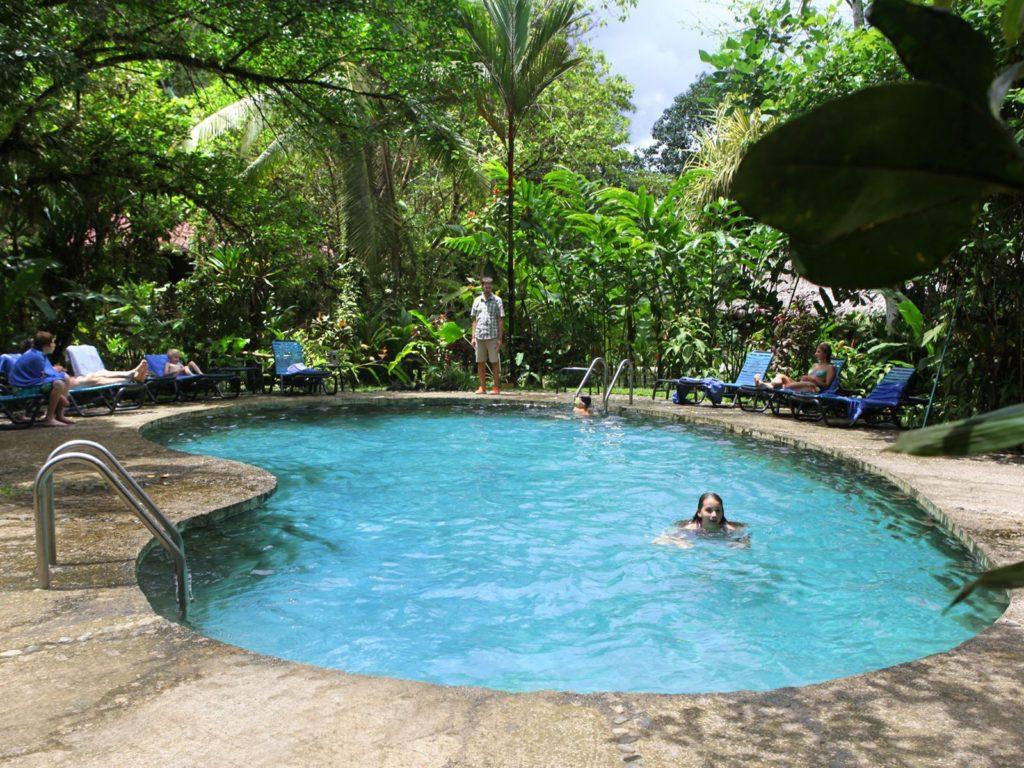 LatinA Tours Costa Rica Esquinas Lodge Pool